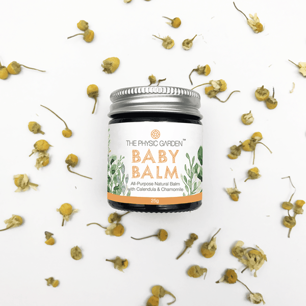 Physic Garden Baby Balm  - in various sizes