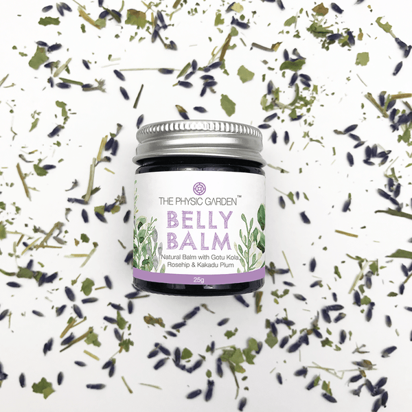 Physic Garden Belly Balm - in various sizes