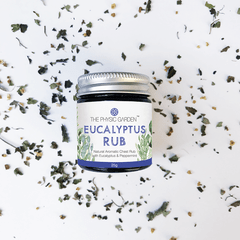 Physic Garden Eucalyptus Rub - in various sizes