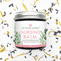 Physic Garden Nursing Balm - in various sizes