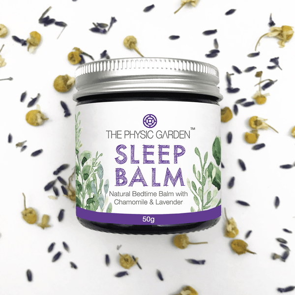 Physic Garden Sleep Balm - in various sizes