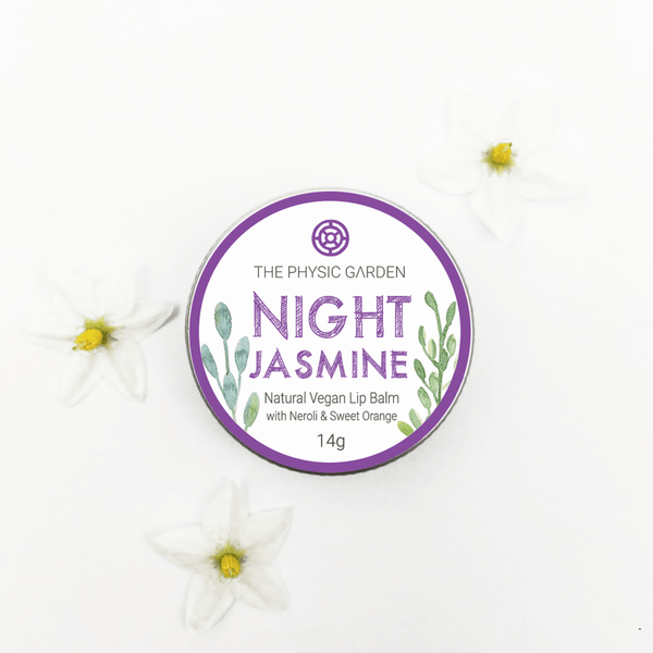 Physic Garden Night Jasmine Lip Balm 14g