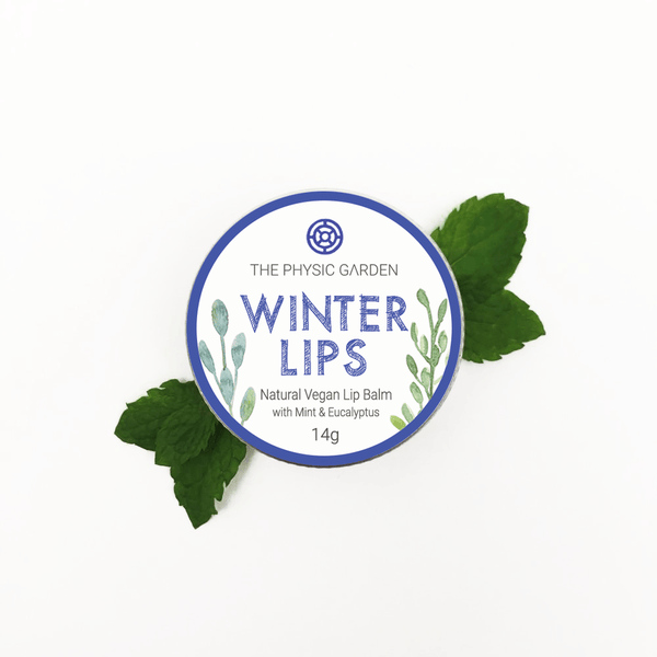 Physic Garden Winter Lips Lip Balm 14g