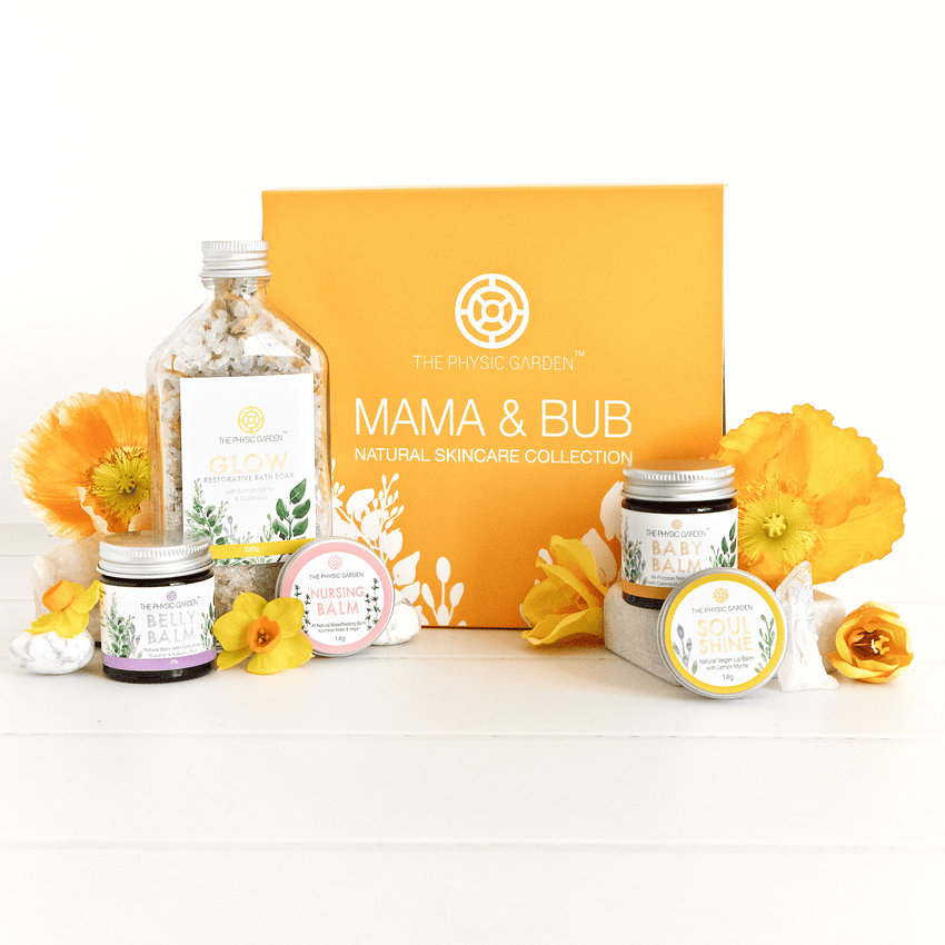 Physic Garden Mama & Bub Collection Gift Pack