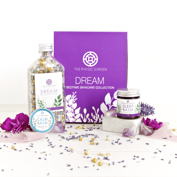 Physic Garden Dream Skincare Collection Gift Pack