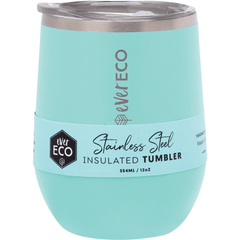 Ever Eco Insulated Tumbler 354ml Blue | Online Vegan Store | The Vegan Town