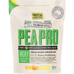 Protein Supplies Aust. PeaPro (Raw Pea Protein) Honeycomb - in various sizes - The Vegan Town