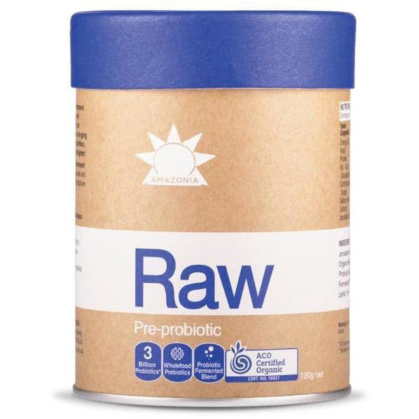 Amazonia Raw Pre-Probiotic 120g - The Vegan Town