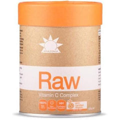 Amazonia Raw Vitamin C Complex 120g - The Vegan Town