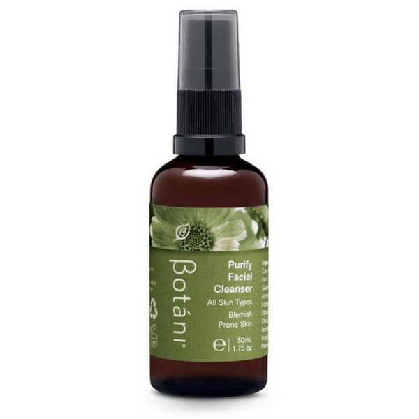 Botani Purify Facial Cleanser 50ml - Vegan Skincare - The Vegan Town