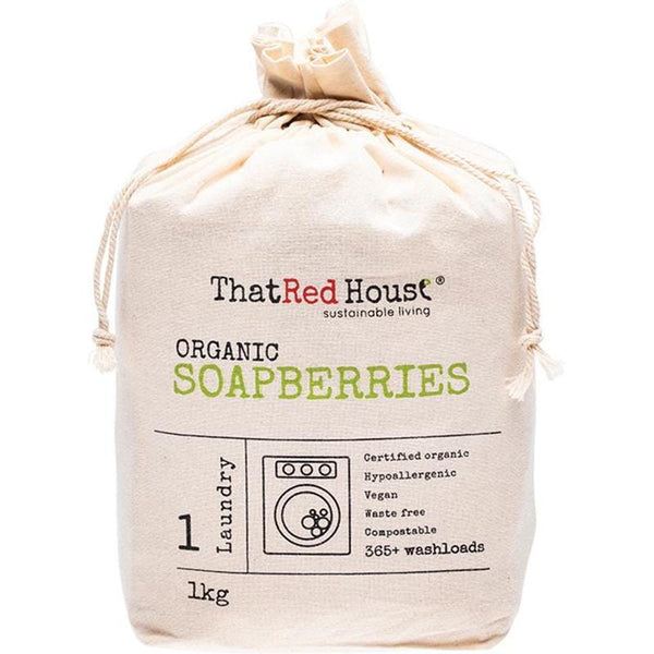 That Red House Organic Soapberries - various sizes available - The Vegan Town