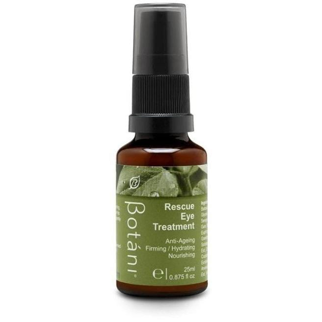 Botani Rescue Eye Treatment 25ml - The Vegan Town