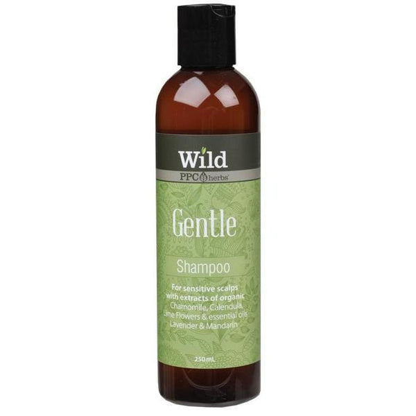 Wild Shampoo - Gentle 250ml