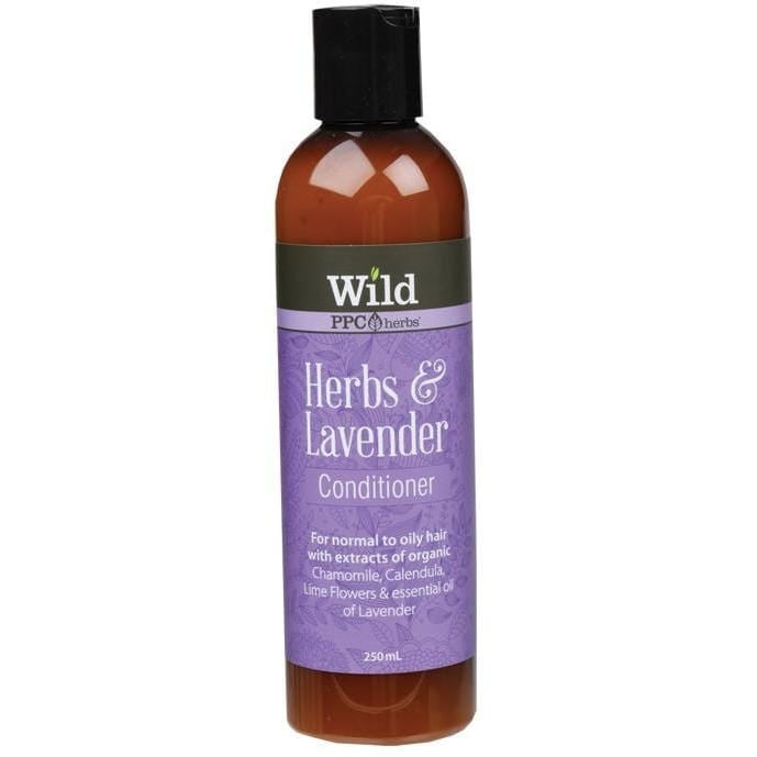 Wild Conditioner - Herbs & Lavender 250ml