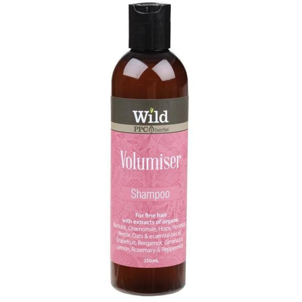 Wild Shampoo - Volumiser 250ml - The Vegan Town