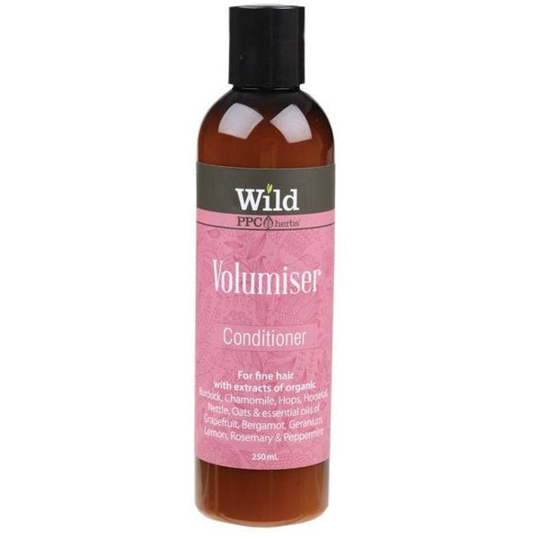 Wild Conditioner - Volumiser 250ml - The Vegan Town