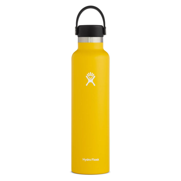 Hydro Flask Standard Mouth Bottle - Flex Cap 709ml