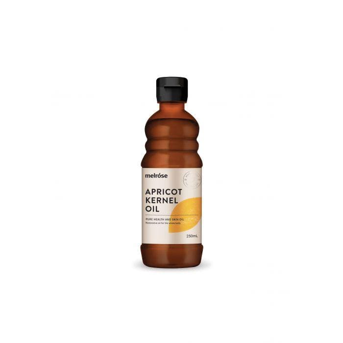 Melrose Apricot Kernel Oil 250ml healthy vegan cooking oil made from 100% apricot kernel oil | The Vegan Town