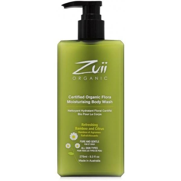 Zuii Organic Moisturising Body Wash 275ml - The Vegan Town