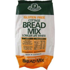 F.G Roberts Traditional Bread Mix Gluten Free 1kg front of packet