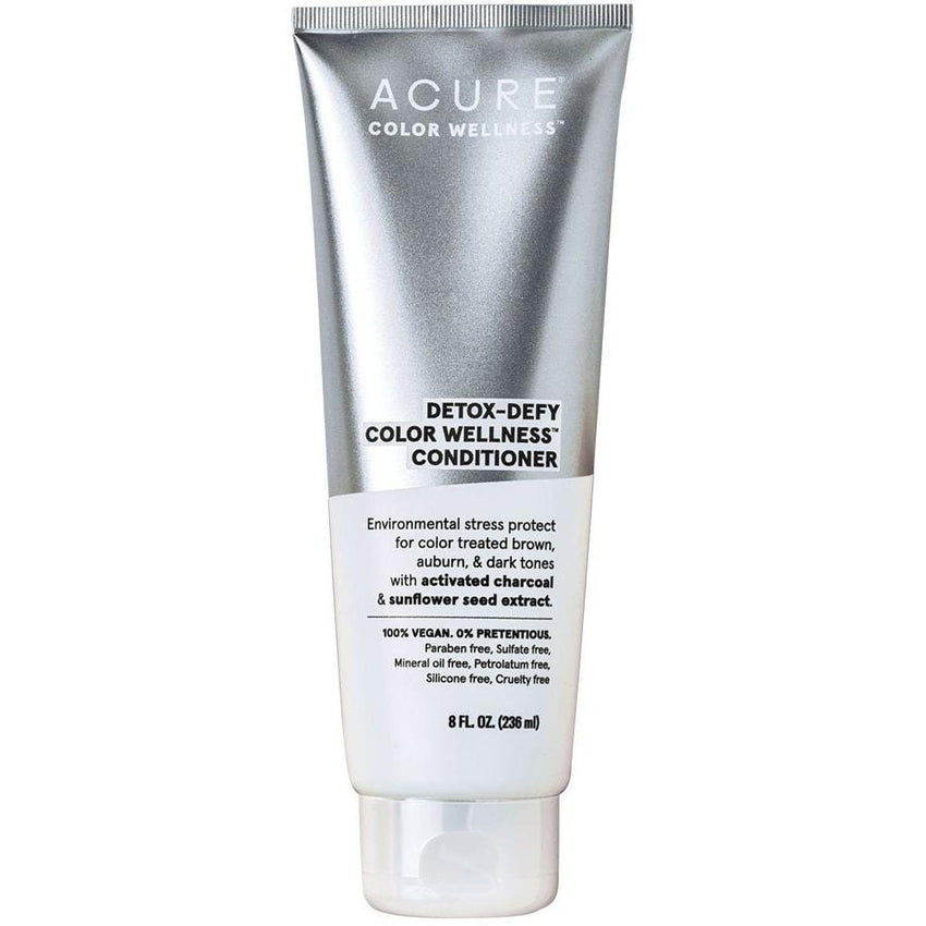 Acure Detox-Defy Colour Wellness Conditioner 236ml - The Vegan Town