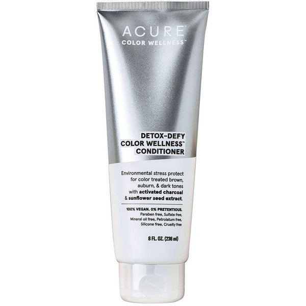 Acure Detox-Defy Colour Wellness Conditioner 236ml - vegan hair products