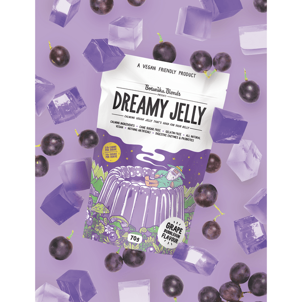 Botanika Blends Dreamy Jelly Grape Bubblegum 70g
