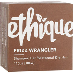 Ethique Solid Shampoo Bar Frizz Wrangler - Dry Or Frizzy 110g - The Vegan Town