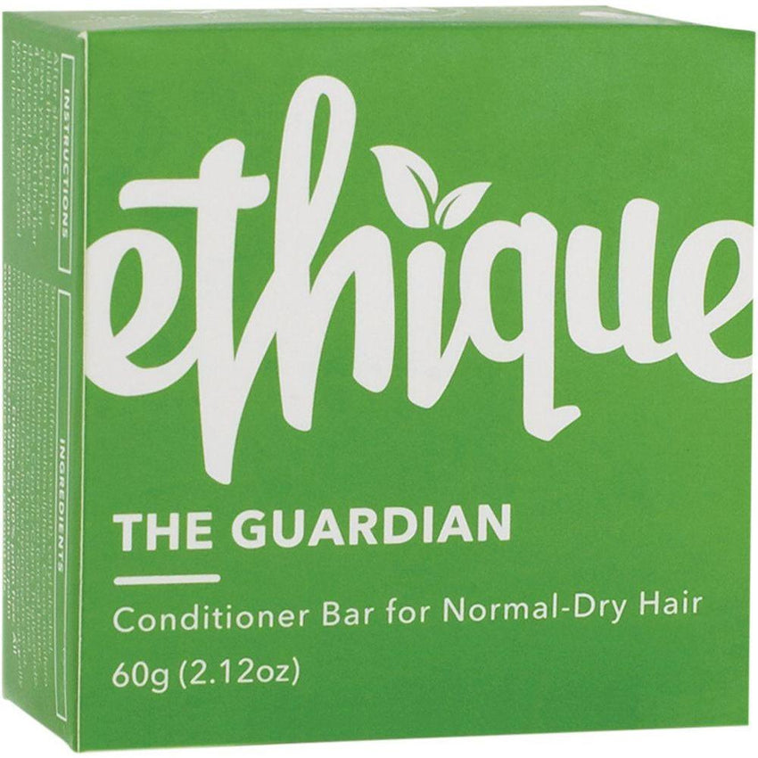 Ethique Solid Conditioner Bar The Guardian - Normal Or Dry 60g - The Vegan Town