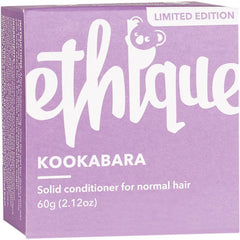 Ethique Solid Conditioner Bar Kookabara - Normal Hair 60g - The Vegan Town