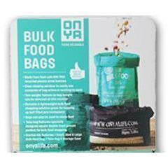 Onya Bulk Food Bag - Large - The Vegan Town