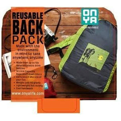 Onya Backpack - The Vegan Town