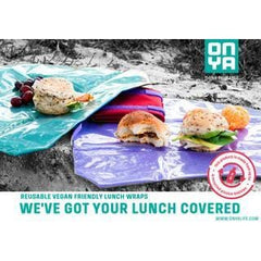 Onya Lunch Sandwich Wraps