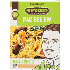 Upton's Naturals Real Meal Kit Pad See Ew 180g - The Vegan Town