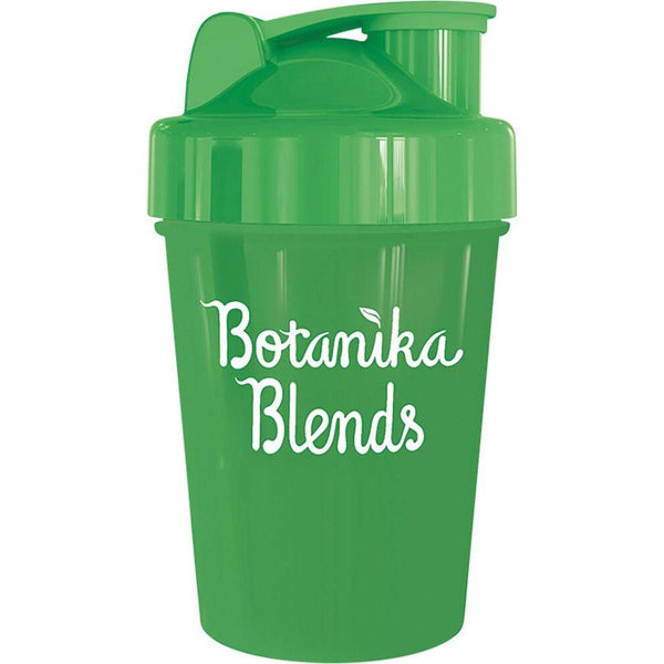 Botanika Blends official shaker in green colour