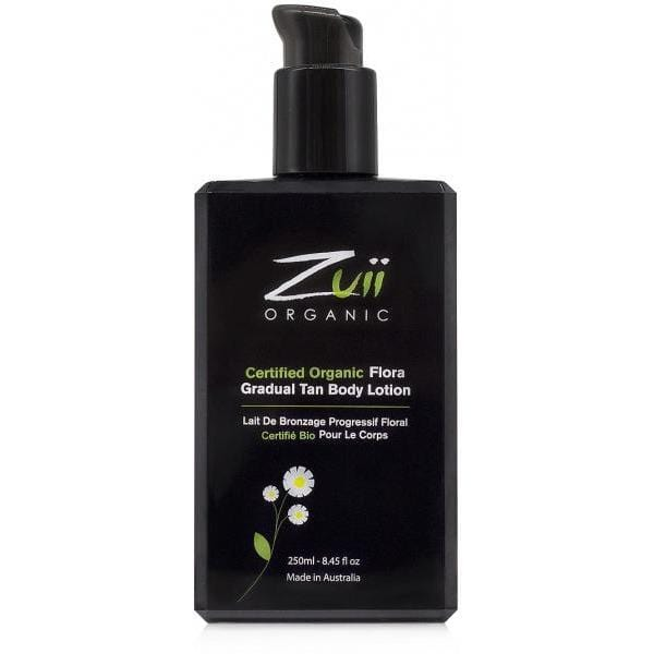 Zuii Organic Gradual Tan Body Lotion 250ml