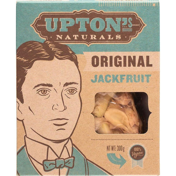 Upton's Naturals Jackfruit 300g in multiple flavours - The Vegan Town