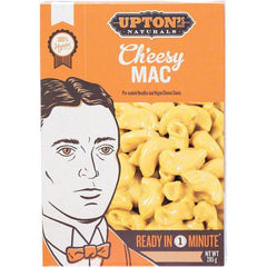 Upton's Naturals Real Meal Kit Ch'eesy Mac 285g - The Vegan Town