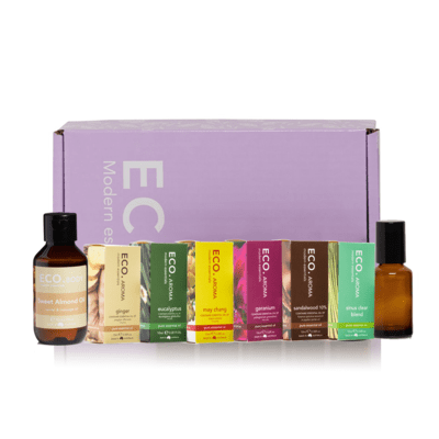 Eco Modern Essentials Aroma DIY Winter Pack with six 10ml bottles | Vegan Oils | The Vegan Town
