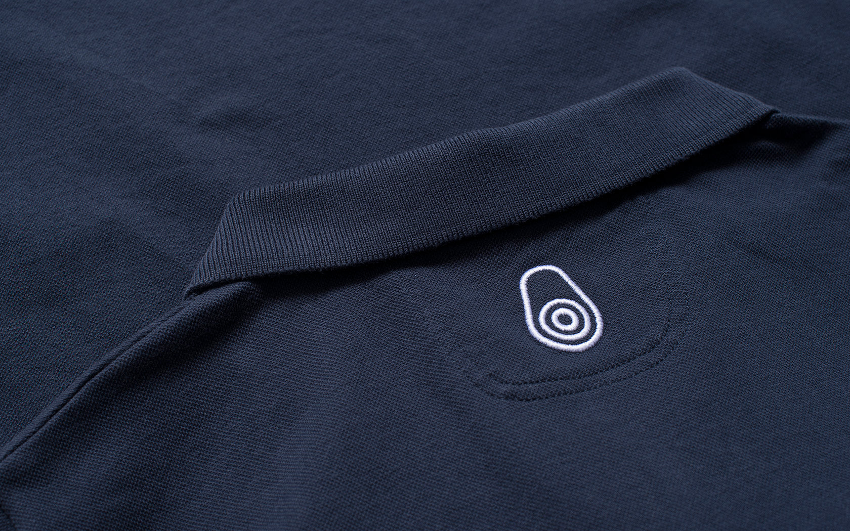 Load image into Gallery viewer, W GALE LOGO POLO