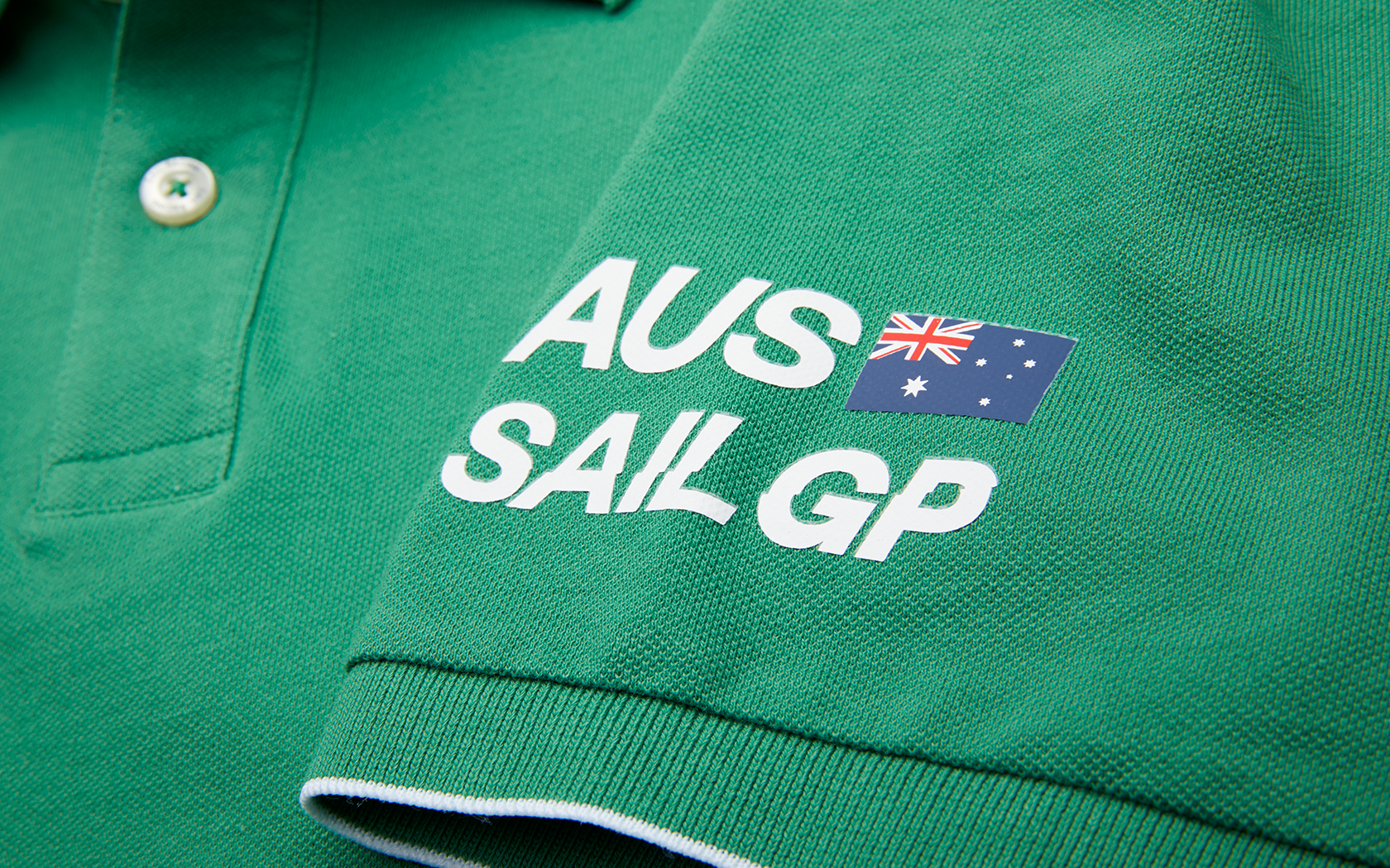 Load image into Gallery viewer, AUSTRALIA SAILGP POLO