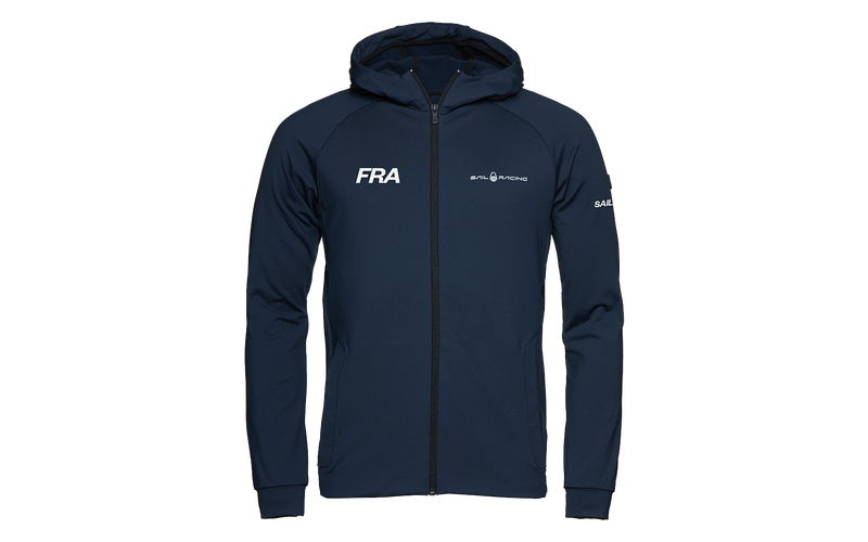 FRANCE SAILGP FLEECE HOOD