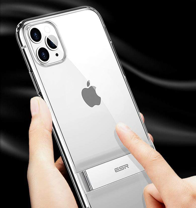 iPhone 11 Kickstand Transparent Protective Designer iPhone Case For iPhone 11 Pro Max X XS XS Max XR 7 8 Plus