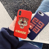 iPhone Case Luxury Givenchy Style Soft Silicone Ultra Thin Designer iPhone Case