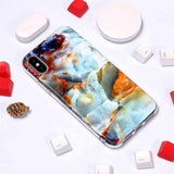 iPhone Case MORE SELECTIONS! Instagram Fashion Marble Shockproof iPhone Case