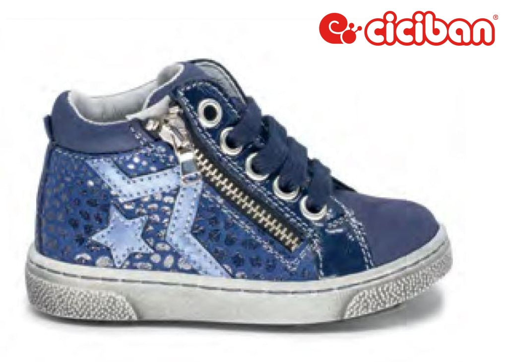 Alex Blue 47 - Side Zipper Shoe