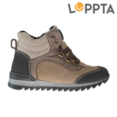 Aspen Brown C2723 Shoe