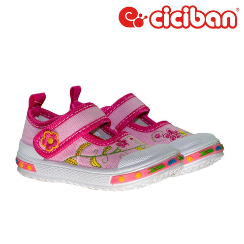Canvas Pink 234735 Shoe