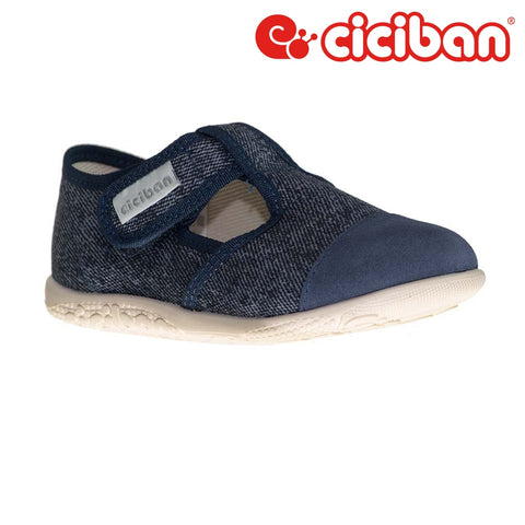Ciciban Jeans 77433 Slipper
