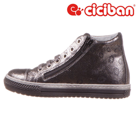 Corona Acciaio 24 - Side Zipper Shoe